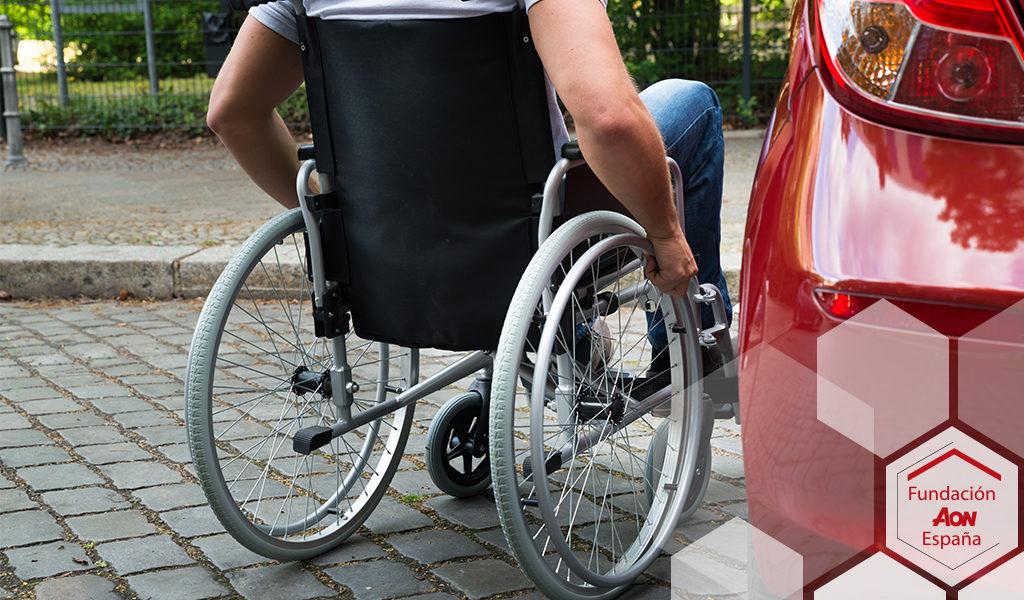 vehículos discapacidad