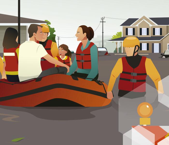 ¿Cómo ayudar a las personas con discapacidad ante una emergencia?