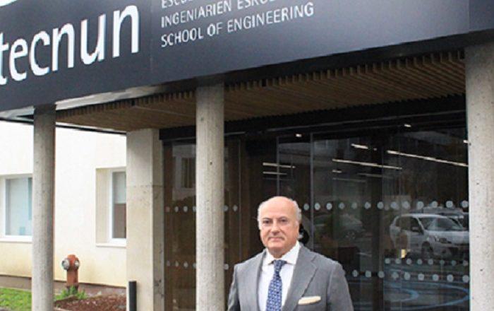 """Pedro Tomey, Director General de Fundación Aon: """"Contamos con TECNUN para desarrollar la Cátedra de Catástrofes"""""""