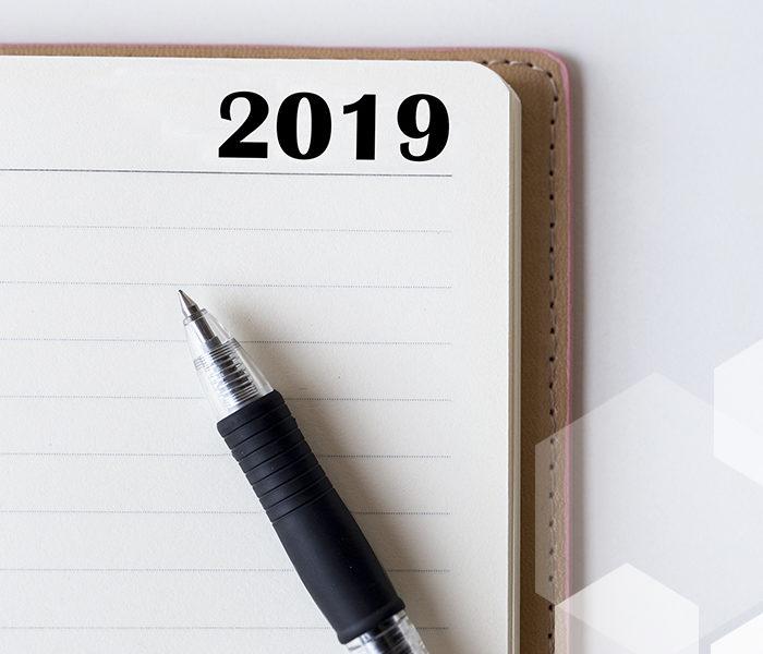 Nuestros propósitos para 2019
