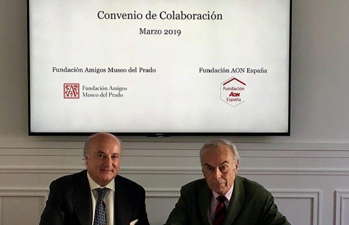 La Fundación Aon España fomenta la inclusión social a través del Arte