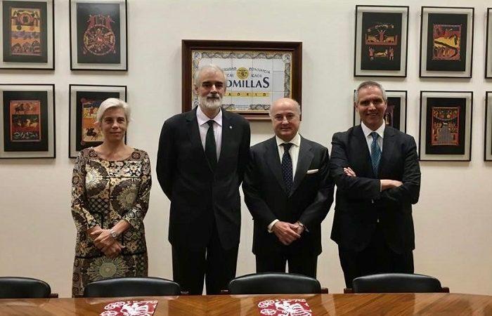 La Fundación Aon España y la Universidad Pontificia Comillas crean la Cátedra de Catástrofes para la investigación y formación de profesionales
