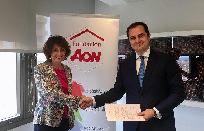 Amadiba y Fundación Aon España crean un colegio de educación especial en Palma de Mallorca