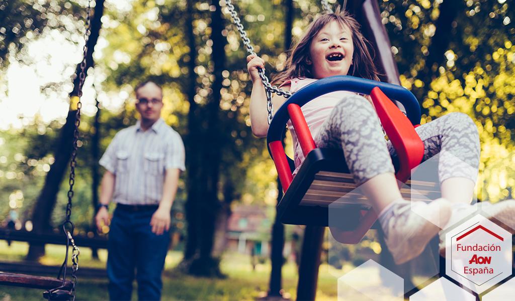 Personas con discapacidad disfrutando de su tiempo libre