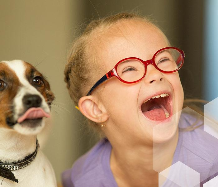 Perros de asistencia y personas con discapacidad