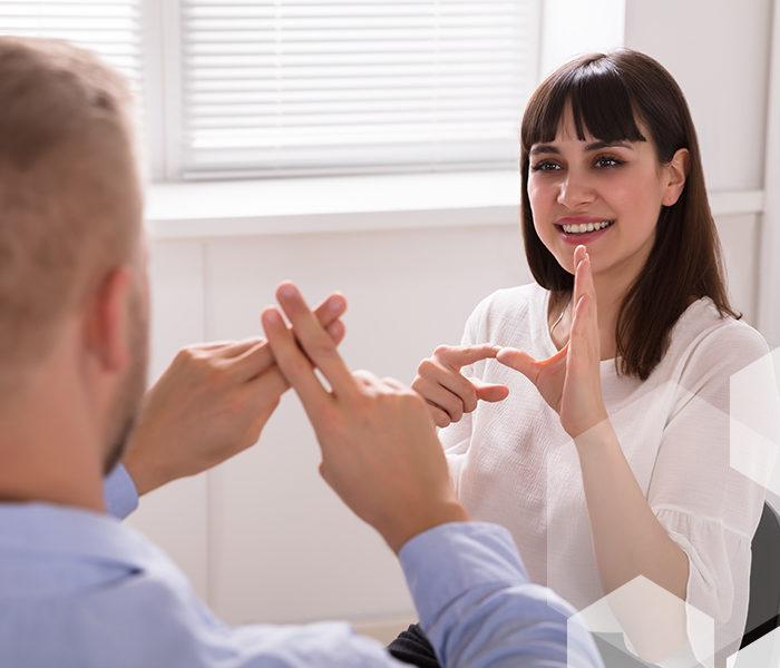 Razones para estudiar lengua de signos