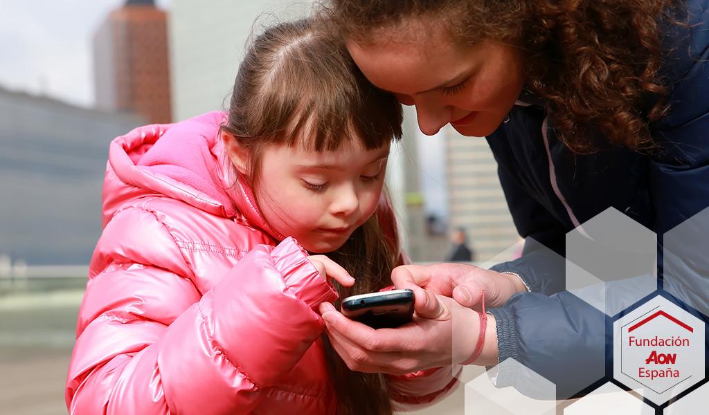 Aplicaciones que son accesibles para personas con discapacidad