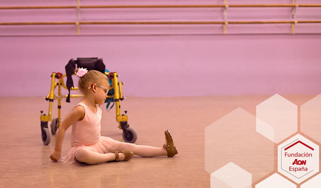 Ballet para personas con discapacidad