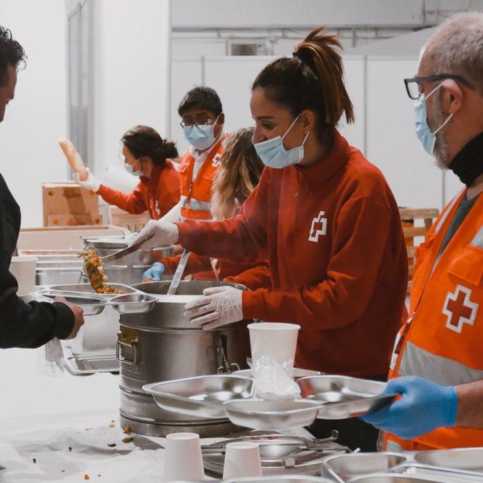 Fundación Aon España con Cruz Roja Española frente al Covid-19