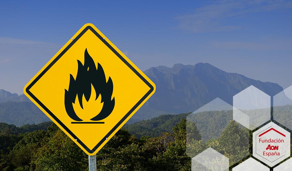 Balance de incendios forestales