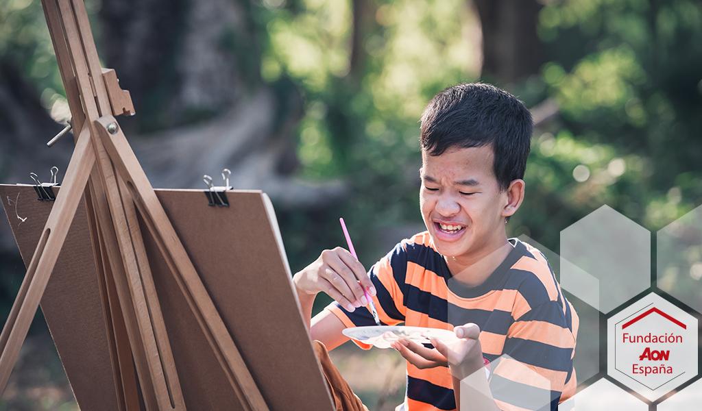 Beneficios del arte en las personas con discapacidad
