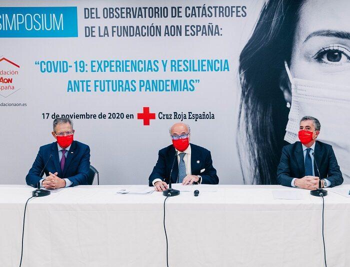 """Celebrado el V Simposium del Observatorio de Catástrofes: """"Covid-19: experiencias y resiliencia ante futuras pandemias"""""""