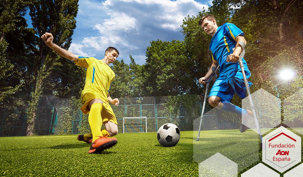 Practica el deporte inclusivo siempre que puedas