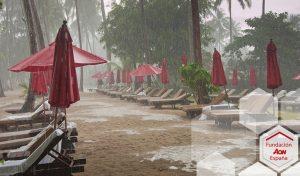 Catástrofes, cambio climático y hostelería